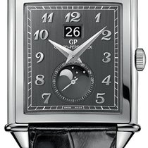 Girard Perregaux Vintage 1945 Steel 36.1mm Grey United States of America, New York, Airmont