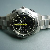 TAG Heuer Aquagraph CN211A 2010 occasion