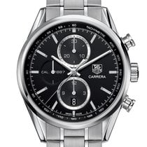 TAG Heuer Carrera Calibre 1887 Steel 41mm Black United Kingdom, London
