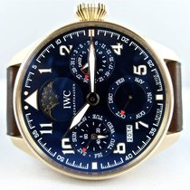 IWC BIG PILOT'S WATCH CALENDARIO PERPETUO EDITION «LE PETIT PRIN