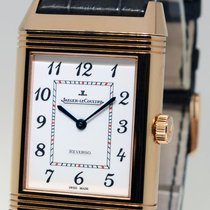 Jaeger-LeCoultre Grande Reverso 18k Rose Gold Watch Box/Papers...