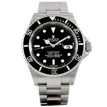 Submariner Rolex Zwart