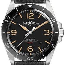 Bell & Ross Acier 41mm Remontage automatique nouveau