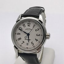 Armand Nicolet Steel 38mm Automatic 9540B AG P743 NR new