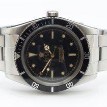 "Rolex Submariner 6536/1 No Crown Guard ""James Bond"""