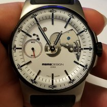 Momo Design 46.5mm Manual winding 2010 pre-owned White