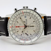 Breitling A13324121G1X2 Steel Navitimer Heritage 41mm new