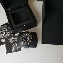 Fortis B-42 Official Cosmonauts Chronograph Roscosmos 638.10.1...