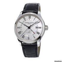 Frederique Constant Classics Index GMT FC-350MC5B6 new