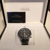 Auricoste Staal 42mm Automatisch A52AT tweedehands