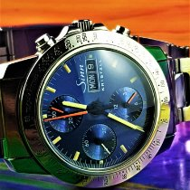Sinn Chronograph 40mm Automatic 1998 pre-owned 303 Blue