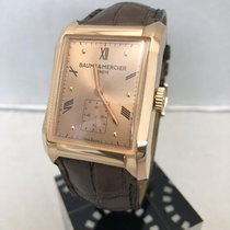 Baume & Mercier Rose gold Automatic M0A10033 new