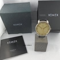 Xemex Steel 40mm Automatic pre-owned