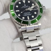 Rolex 16610LV Steel 2004 Submariner Date 40mm pre-owned United States of America, Georgia, Fitzgerald