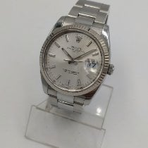 Rolex Oyster Perpetual Date Acier 34mm France, Paris