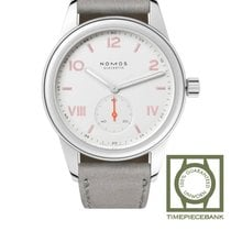 NOMOS Club Campus Steel 36mm White Arabic numerals
