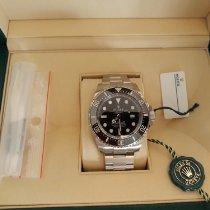 Rolex Sea-Dweller Deepsea neu 2019 Automatik Uhr mit Original-Box und Original-Papieren 126660