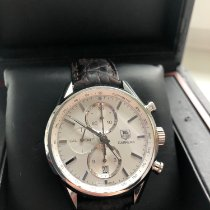 TAG Heuer Carrera Calibre 1887 Staal 41mm Wit Nederland, Rotterdam