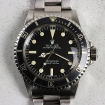 Rolex Submariner (No Date) Steel 40mm Black No numerals United States of America, Florida, Sunny Isles Beach