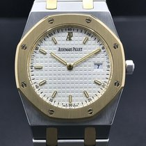Audemars Piguet Royal Oak Lady Steel 36mm Silver No numerals