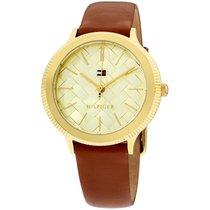 Tommy Hilfiger Women's watch 34mm Quartz new Watch with original box
