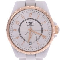 Chanel 36.5mm Automatic H3839 pre-owned