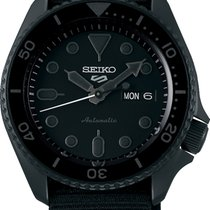 Seiko SRPD79K1 Steel 2019 5 Sports new