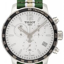 Tissot Steel 42mm Quartz T095.417.17.037.24 new