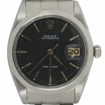 Rolex Oyster Precision Steel 34mm Black United States of America, New York, Smithtown