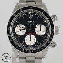 Rolex 6263 Steel 1986 Daytona pre-owned