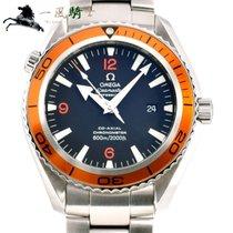 Omega Seamaster Planet Ocean 2208.50 подержанные