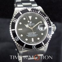 Rolex Submariner Date 16610 Très bon Acier 40mm Remontage automatique France, Paris