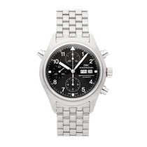 IWC Pilot Double Chronograph IW3713-19 pre-owned