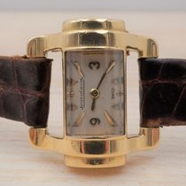 Jaeger-LeCoultre Reverso Squadra Lady 1670.42 Good Yellow gold 23mm Manual winding