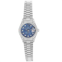 Rolex Lady-Datejust 69159 1990 pre-owned