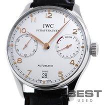 IWC Portuguese Automatic IW500114 usados
