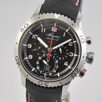 Breguet Type XX - XXI - XXII Steel 44mm Black Arabic numerals United States of America, Ohio, Mason