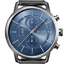 Hugo Boss Acero 44mm Cuarzo 1513574 nuevo