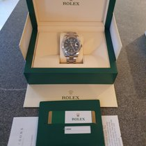 Rolex Datejust II nouveau Remontage automatique Montre avec coffret d'origine et papiers d'origine 126334