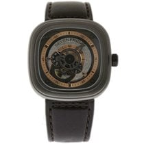 Sevenfriday P2-1 Steel 47mm Grey United States of America, Florida, 33132