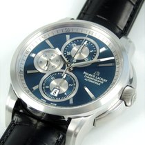 Maurice Lacroix Stål 44mm Automatisk PT6188-SS001-430 ny