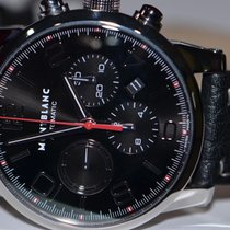 Montblanc Timewalker Chronograph Stainless Steel Automatic