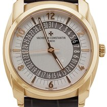 Vacheron Constantin Quai de l'Ile Rose gold 41mm Silver United States of America, New York, Airmont