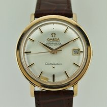 Omega Constellation Automatic Steel and 18K Gold