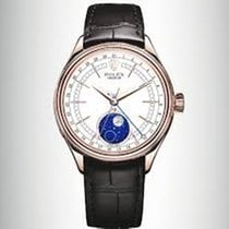 Rolex Cellini Moonphase Pозовое золото 39mm
