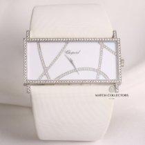 Chopard Rectangle 13/9130 Diamond 18K White Gold