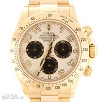 Rolex Daytona 16528  Gold Green Dial ca. 2003