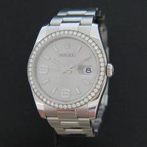 Rolex Datejust Diamonds 116244