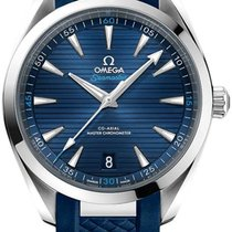 Omega Steel 41mm Automatic 220.12.41.21.03.001 new United States of America, New York, Airmont