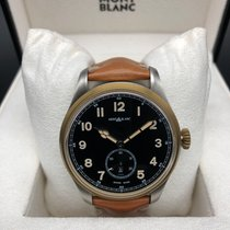 Montblanc 1858 new 2018 Automatic Watch with original box and original papers 116479
